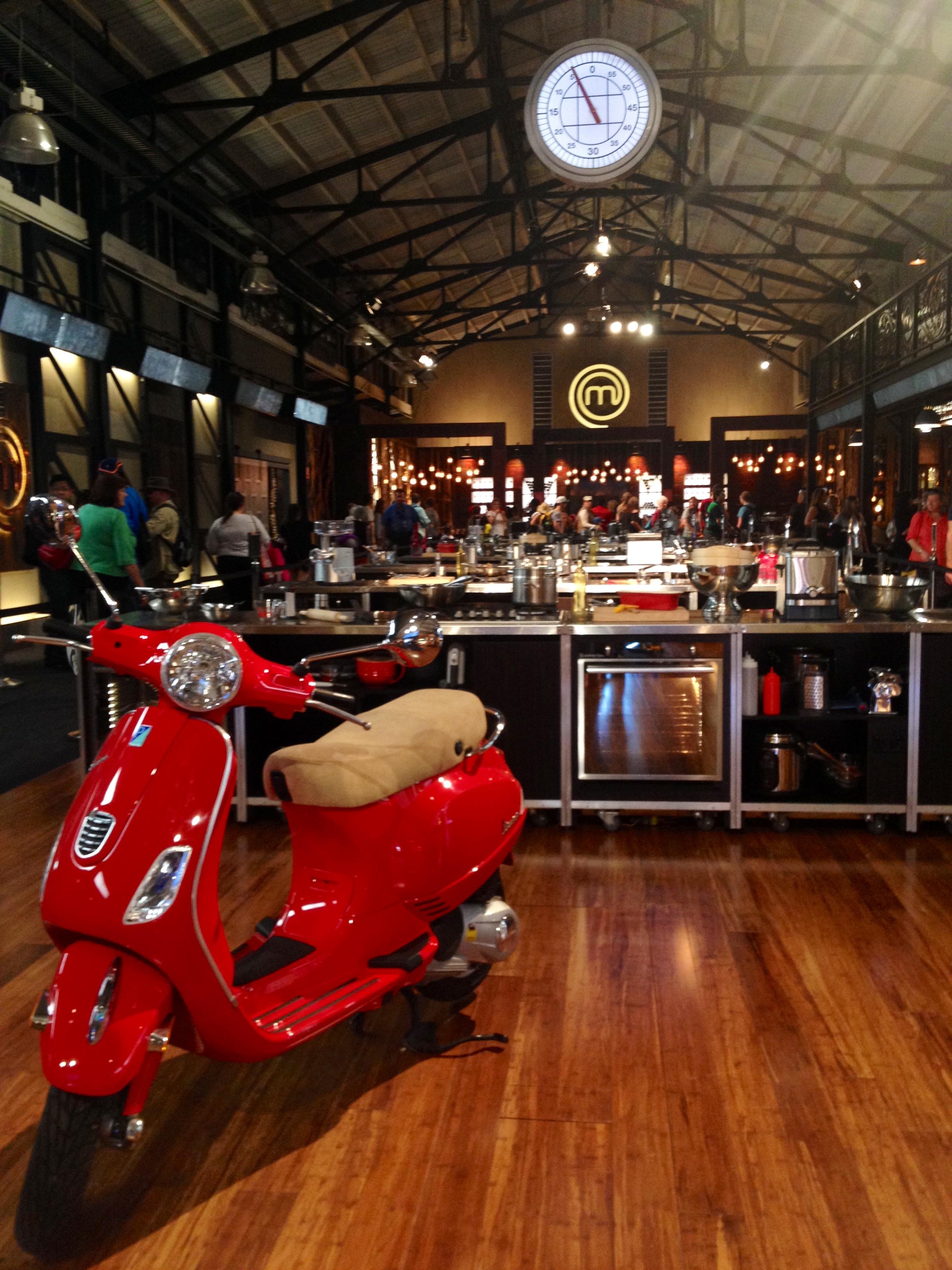MasterChef Melbourne Australia Travel Food Restaurant