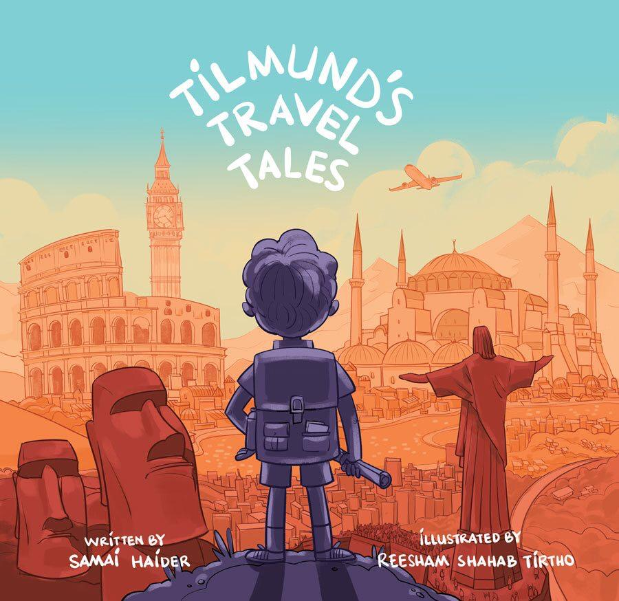 Tilmund's Travel Tales cover