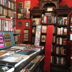 Walrus Books, a charming little bookshop in San Telmo specialising in English titles