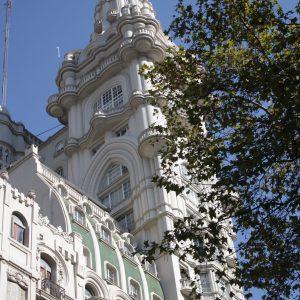 Eccentric architecture at Palacio Barolo, Buenos Aires