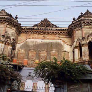 Heritage site in Farashganj