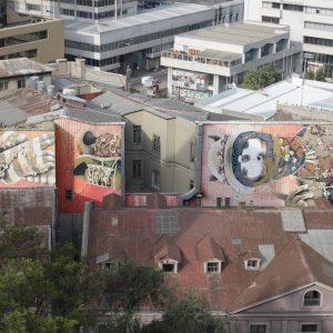 graffiti street art valparaiso chile