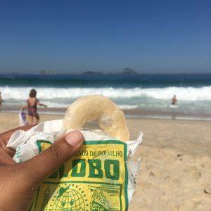 Light and puffy Globo - Rio's quintissential beachside snack, Rio de Janeiro, Brazil