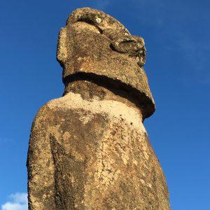 Iglesia Hanga Roa, Easter Island, Rapa Nui, Isla de Pascua, Chile
