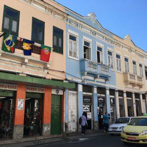 Old-school charm in Rio Centro, Rio de Janeiro, Brazil