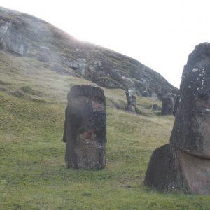 The image of the Moai imprinted in my mind - Rano Raraku