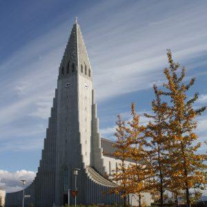 Reykjavik Cathedral Iceland