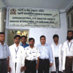 A team of SIEB technicians.
