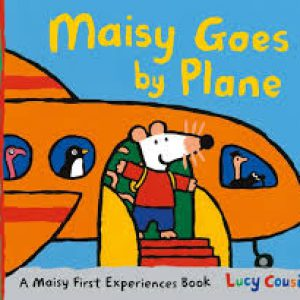 A favourite title to help prepare toddlers for a long flight