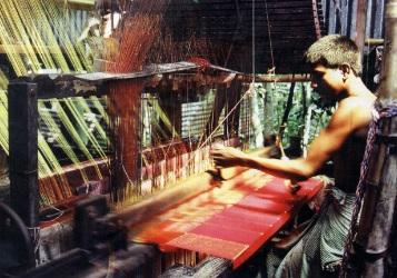 Best of Bangladesh sari weaver